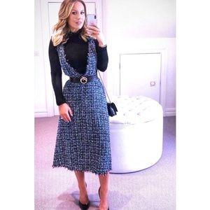 ZARA Tweed Dress Blogger's Favorite